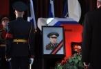Фоторепортаж: «Павел Грачев, похороны»
