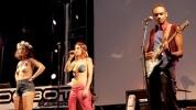 Femen Голландия Кресты крестоповал: Фоторепортаж