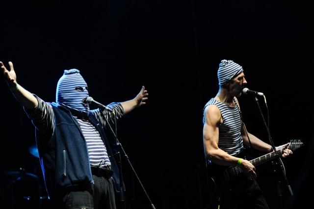 Концерт в защиту Pussy Riot-2: Фото