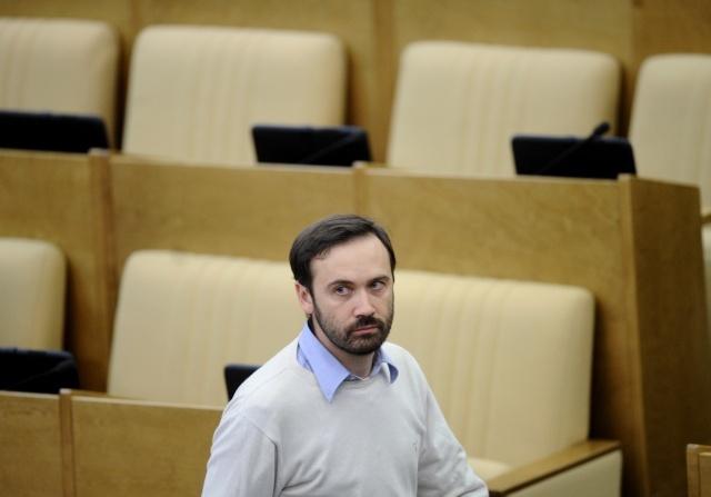 Илья Пономарев: Фото