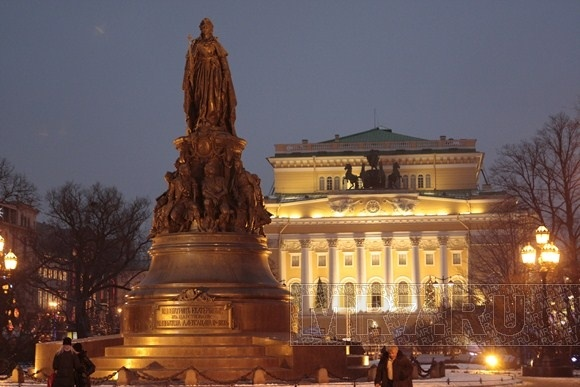 Александринский театр: Фото