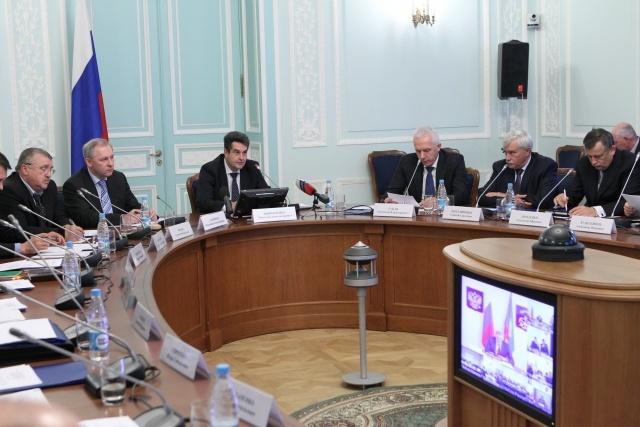 Полтавченко, заседание по ТЭК: Фото