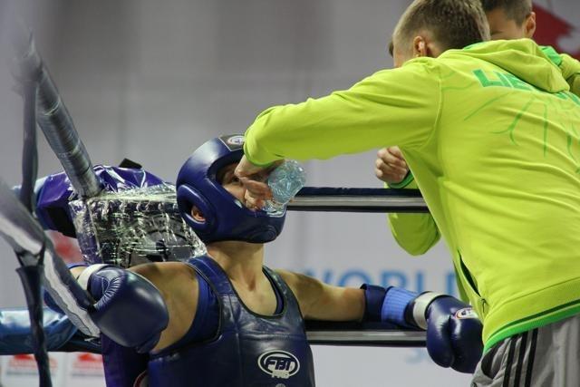 Тайский бокс в Санкт-Петербурге: Фото