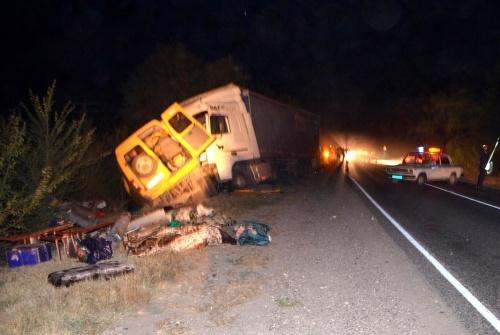 Авария в Ставропольском крае : Фото