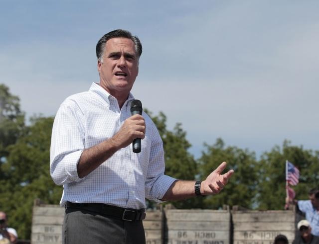 Митт Ромни: Фото