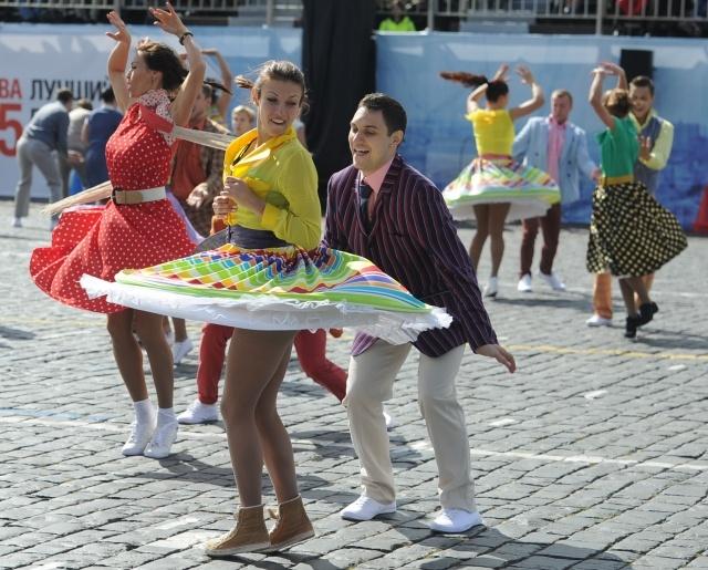 День Москвы 2012: Фото
