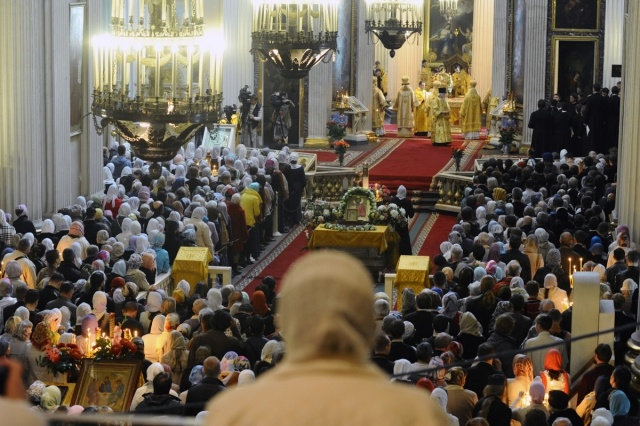 День Александра Невского, 12 сентября 2012: Фото