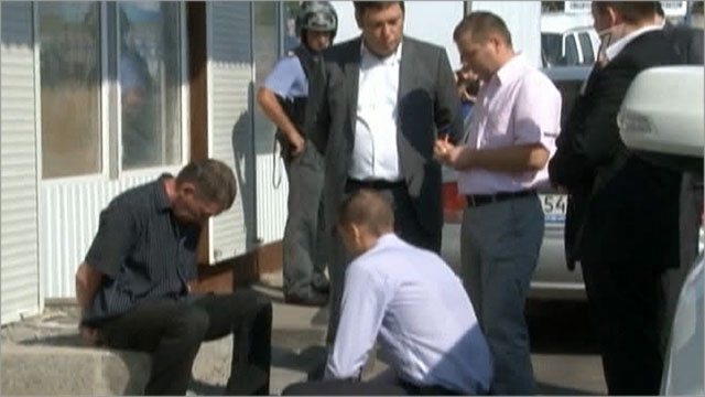 Даша Попова и ее похититель: Фото