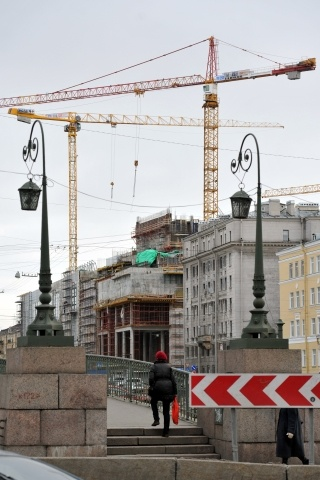 Вторая сцена Мариинки (по состоянию на весну 2012): Фото