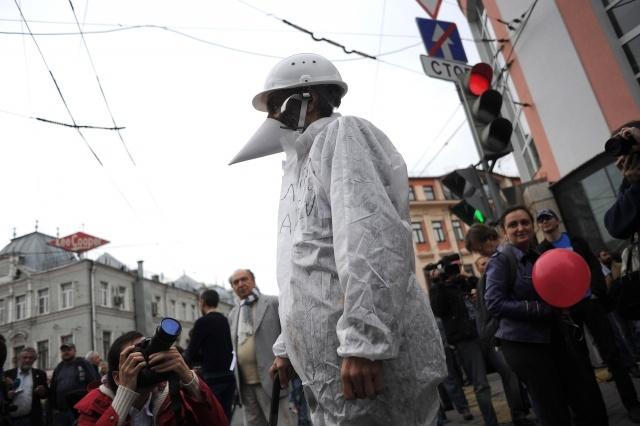 Марш миллионов 15 сентября 2012 в Москве 2: Фото