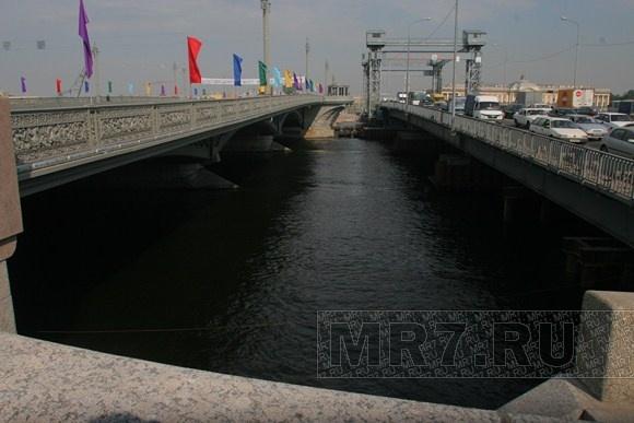 Благовещенский мост: Фото