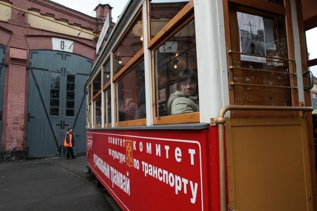 Парад трамваев Петербург : Фото