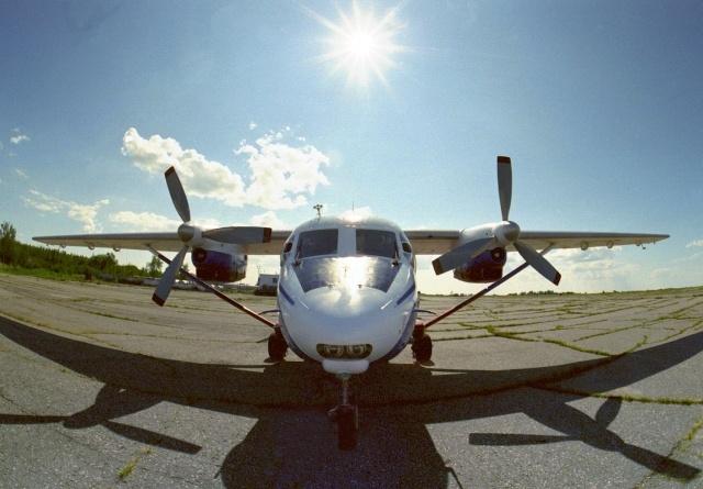 Самолет Ан-28: Фото