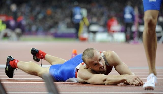 Паралимпиада 2012. Российские спорсмены: Фото