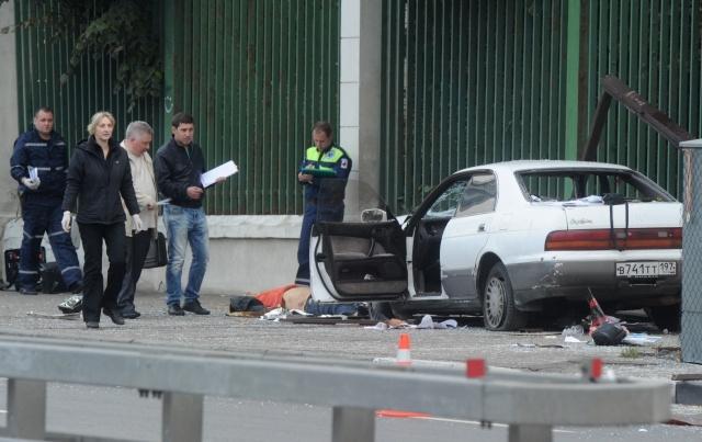 Авария на Минской улице : Фото