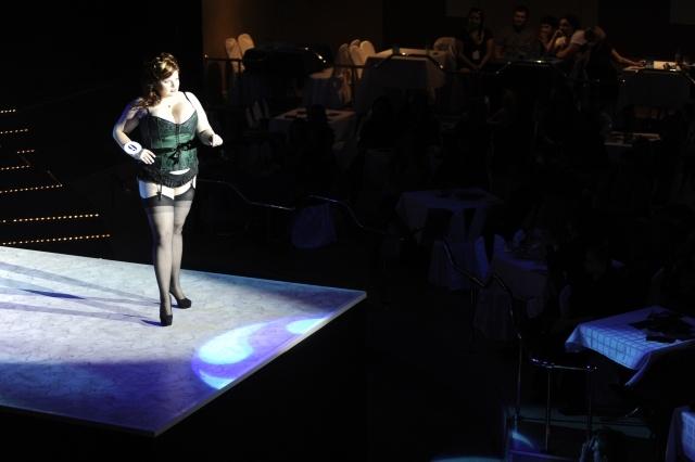 Конкурс красоты для девушек с формами: Фото