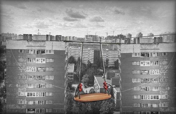 100 и 1 способ сделать спальные районы Петербурга красивыми