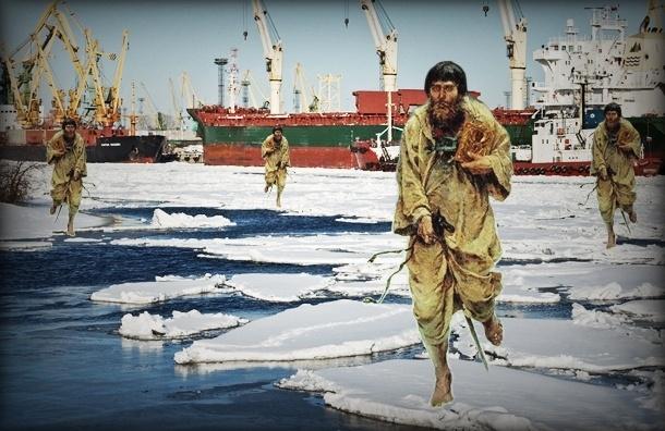 Петербургские сумасшедшие как неизменная часть городской культуры
