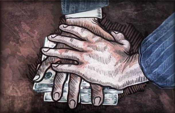 Коррупция в Петербурге - никак не побороть: цифры, факты