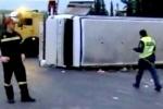 В Греции погибло трое туристов из Петербурга, раненых привезут завтра