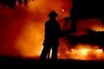 Мужчина погиб на пожаре в центре Петербурга