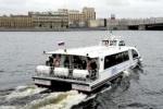 Стихия остановила рейсы аквабусов в Петербурге