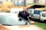 В Петербурге буйные пассажиры иномарки побили активистов «СтопХам»