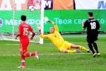 Россия обыграла Северную Ирландию 2:0