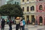 """""""Азиатский Лас-Вегас"""" Макао отменил визы для россиян"""