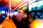 Ночные автобусы продолжат ходить и в сентябре