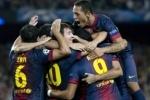 Спартак – Барселона: все голы, итог матча Лиги чемпионов, счет
