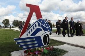 Болельщики хоккейных клубов оставили шарфы на месте гибели «Локомотива»