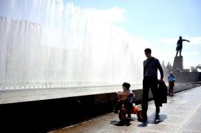 В Петербурге начинают выключать фонтаны
