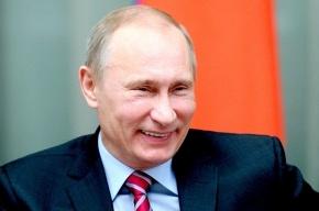 60-летие Путина в Петербурге: Над путинскими местами воспарят дирижабли