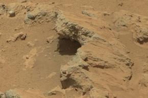 Марсоход Curiosity доказал, что на Марсе текла вода