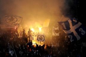 Около 100 фанатов «Динамо» и «Торпедо» подрались у стадиона