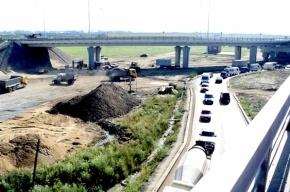 Проект расширения участка КАД обойдется в 151 млн рублей