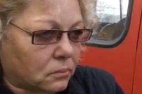 Женщина перехватила руль у умирающего водителя на скорости 90 км\час (кадры)