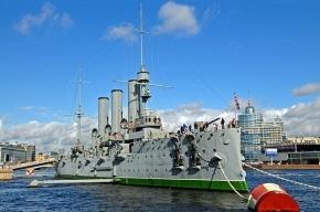 Крейсер «Аврора» хотят приравнять к Медному всаднику