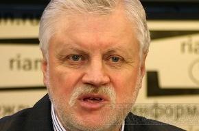 Единороссы узнали, что Сергей Миронов занимался бизнесом