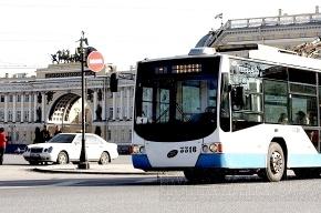 Петербург купит 36 новых троллейбусов, которые ездят без проводов