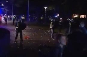 В Голландии произошли беспорядки из-за Facebook