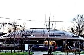 Станцию метро «Горьковская» защитят от льда и сосулек