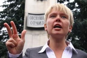 Евгения Чирикова зарегистрирована кандидатом в мэры Химок