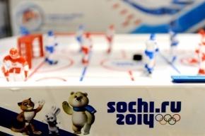 Слоган Олимпиады в Сочи объявили за 500 дней до Игр