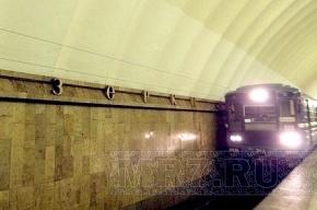На синей ветке метро поезда будут ходить раз в 8 минут