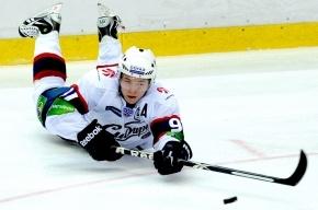 Владимир Тарасенко возвращается в СКА из-за локаута