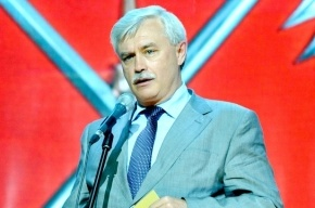 Полтавченко понравился законопроект об отставке губернатора Петербурга