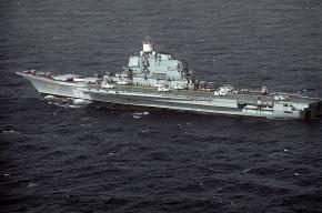 Авианосец «Адмирал Горшков» провалил испытания, перегревшись в море