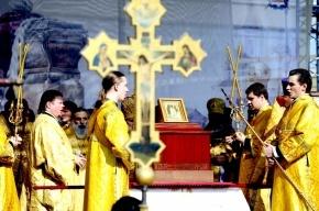 В Петербурге отметили День Александра Невского – как это было